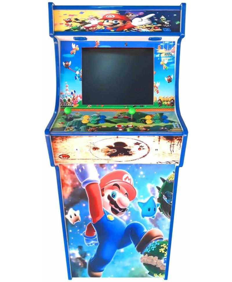 Maquina Arcade Semigrande Mas De 100000 Juegos Y Mas De 30 Emuladores